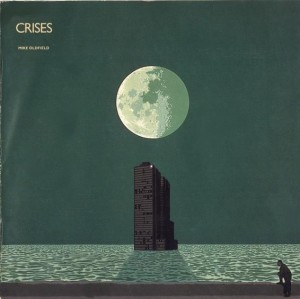 Audio CD Mike Oldfield. Crises