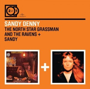 Audio CD Sandy Denny. North star grassman and the ravens / Sandy