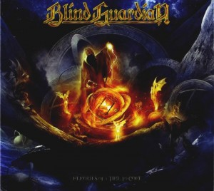 Audio CD Blind Guardian. Memories of a time to come - best of