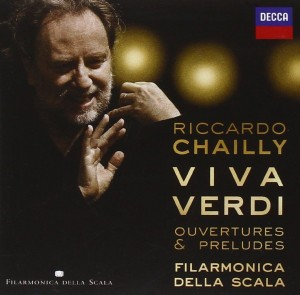 Audio CD Riccardo Chailly. Verdi: Choruses