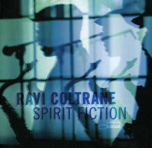 Audio CD Ravi Coltrane. Spirit fiction
