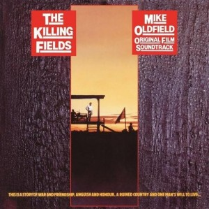 Audio CD Mike Oldfield: The Killing Fields