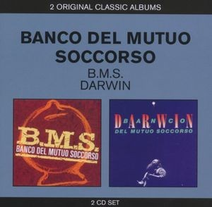 Audio CD Banco Del Mutuo Soccorso. B.M.S/DARWIN