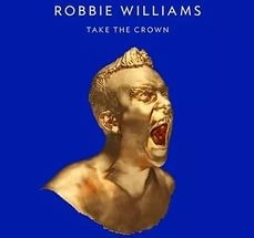 DVD + Audio CD Robbie Williams. Take The Crown