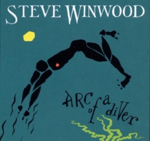 Audio CD Steve Winwood. Arc Of A Diver
