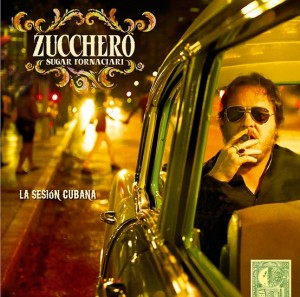 Audio CD Zucchero. La Sesion Cubana