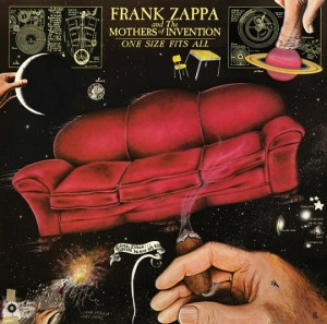 Audio CD Frank Zappa And The Mothers Of Invention. One Size Fits All
