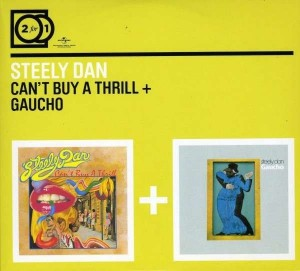 Audio CD Steely Dan. Can't Buy A Thrill/ Aja