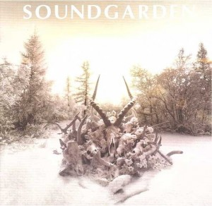 Audio CD Soundgarden. King Animal