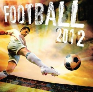 Audio CD Various Artists. Football 2012