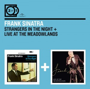 Audio CD Frank Sinatra. Strangers in the night/ Live at the meadowlands