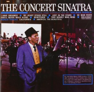 Audio CD Frank Sinatra. The concert Sinatra: expanded edition
