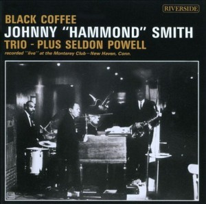 Audio CD Johnny Hammond Smith. Black coffee / Mr. Wonderful