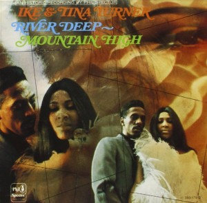Audio CD Turner, Ike & Tina. River Deep-Mountain High