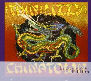 Audio CD Thin Lizzy. Chinatown (Deluxe)