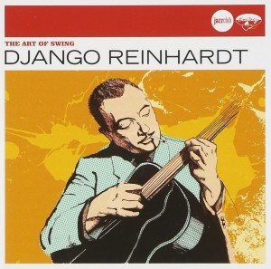 Audio CD Django Reinhardt. The art of swing (jazz club)