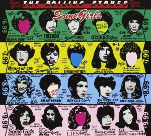 Audio CD The Rolling Stones. Some girls (Deluxe)