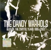 Audio CD The Dandy Warhols. The Best Of The Cap