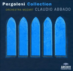 Audio CD Claudio Abbado. Pergolesi: Missa S.Emidio