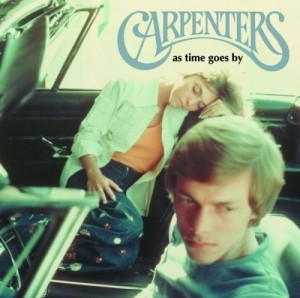 Audio CD The Carpenters. As Time Goes By