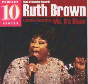 Audio CD Ruth Brown. Ms. B`s Blues