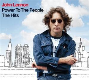 DVD + Audio CD John Lennon. Power to the people - the hits
