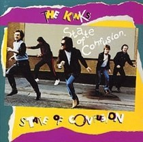 Audio CD The Kinks. State of Confusion
