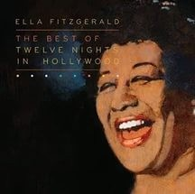 Audio CD Ella Fitzgerald. The Best Of Twelve Nights In Hollywood