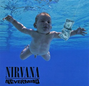 Audio CD Nirvana. Nevermind
