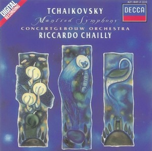 Audio CD Riccardo Chailly, Royal Concertgebouw Orchestra. Tchaikovsky: Manfred Symphony