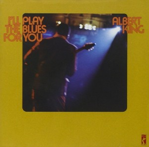 Audio CD Albert King. I'll play the blues for you (rem)
