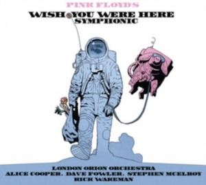 Audio CD The London Orion Orchestra. Pink Floyd's Wish You Were Here Symphonic