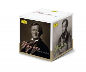 Audio CD Various Artists. Wagner. Complete Operas
