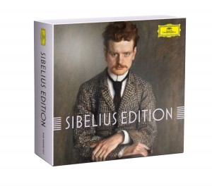 Audio CD Various Artists. Sibelius Edition