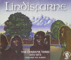 Audio CD Lindisfarne. The Charisma Years 1970-1973