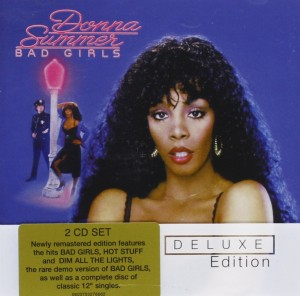 Audio CD Donna Summer. Bad Girls (deluxe)