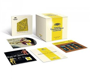 Audio CD Various Artists. Deutsche Grammophon: The Mono Years
