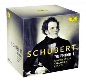 Audio CD Various Artists. Schubert Edition Vol.1