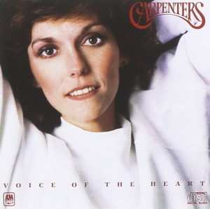 Audio CD The Carpenters. Voice Of The Heart