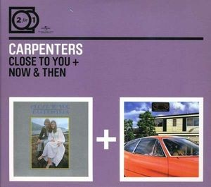 Audio CD The Carpenters. Close To You / Now & Then