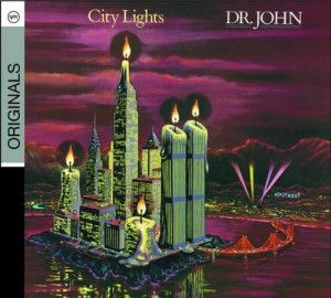 Audio CD Dr. John. City Lights (Digipack)