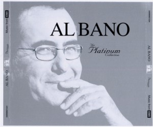 Audio CD Al Bano. The platinum collection