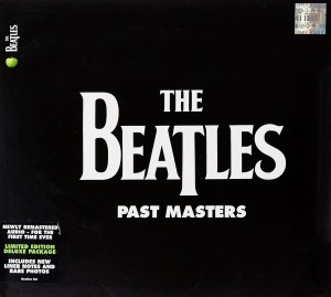 Audio CD The Beatles. Past masters