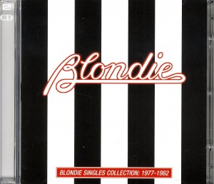 Audio CD Blondie. Singles collection: 1977-1982