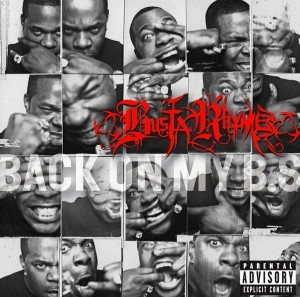 DVD + Audio CD Busta Rhymes. Back on my B. S.