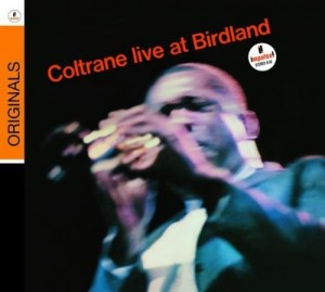 Audio CD John Coltrane. Live at birdland