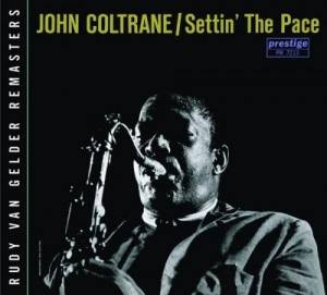 Audio CD John Coltrane. Settin' the pace