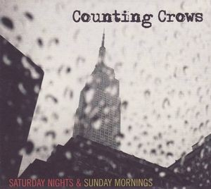 Audio CD Counting Crows. Saturday nights & sunday mornings