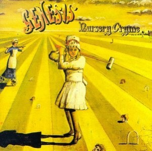 Audio CD Genesis. Nursery cryme