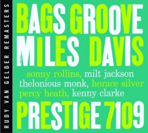 Audio CD Miles Davis. Bags` groove (RVG Edition)